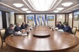 Премьер-министр Узбекистана принял министра иностранных дел Кыргызстана