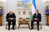 Президент Узбекистана принял посла России