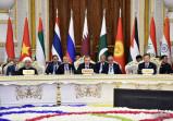 Выступление Президента Узбекистана на саммите СВМДА в Душанбе