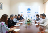 Meeting with Hungarian experts