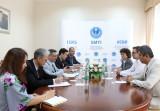 Встреча с венгерскими экспертами