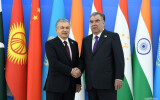 SCO chairmanship passes to Uzbekistan