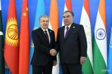 Председательство в ШОС перешло к Узбекистану