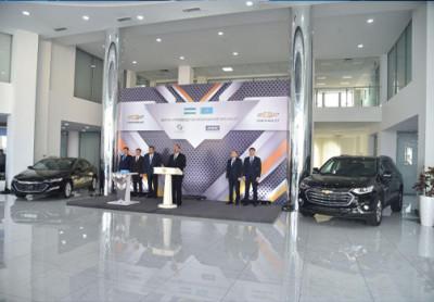 В Казахстане дан старт производству автомобилей UzAuto Motors