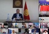 Кыргызстан призвал совместно работать над применением стандартов в области прав человека в цифровую эпоху на форуме в Ташкенте