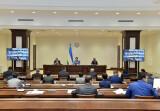 Oʻzbekiston Respublikasi Oliy Majlisi Senatining beshinchi yalpi majlisi toʻgʻrisida AXBOROT