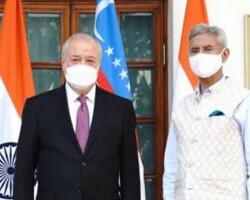 Встреча с Министром иностранных дел Индии