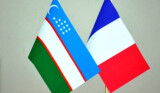The Uzbek delegation will hold joint events in France