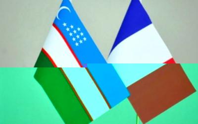 Узбекская делегация проведет совместные мероприятия во Франции