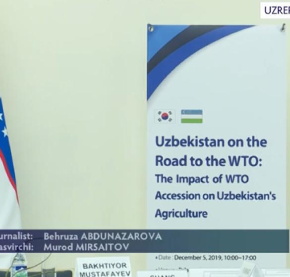 Узбекско-южнокорейский научно-практический семинар