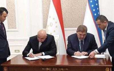 Первое заседание Совместной узбекско-таджикской демаркационной комиссии