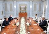 Президент Узбекистана встретился с Председателем 75-й сессии Генеральной Ассамблеи ООН