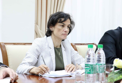 Meeting with UN experts