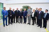 Лидеры Узбекистана и Венгрии посетили совместный научный центр