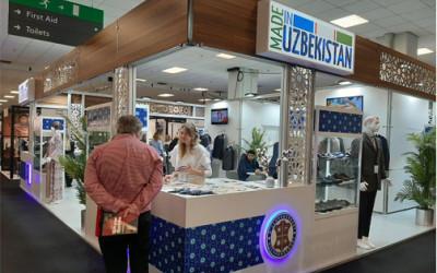 Узбекистан представляется на «Pure Origin & Pure London 2020»