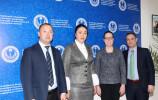 В ИСМИ состоялась встреча с американским экспертом