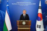Выступление Президента Республики Узбекистан Шавката Мирзиёева на Втором Международном форуме северного экономического сотрудничества