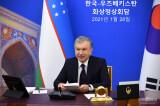 Состоялся саммит Президентов Узбекистана и Кореи
