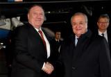 Государственный секретарь США Майкл Помпео прибыл в Узбекистан